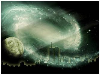 Galaxy New York by kongdaniel