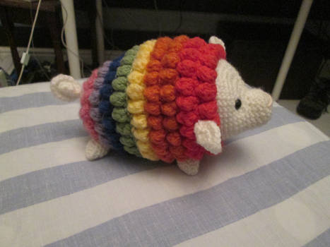 Rainbow Sheep!