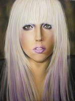 lady gaga by carlos0003
