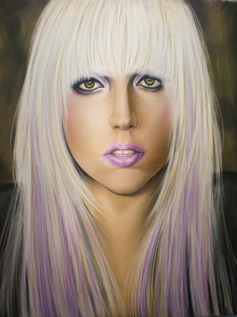 lady gaga by carlos0003