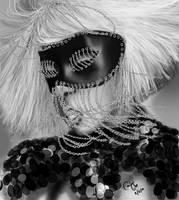 Lady Gaga Dance on the Dark by carlos0003