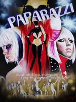 lady gaga Paparazzi by carlos0003