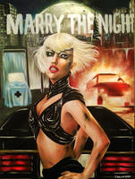 MARRY THE NIGHT by carlos0003