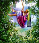 The Rapunzel escape