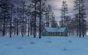 Snowed in_wide by relhom