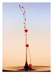 Valentine drop