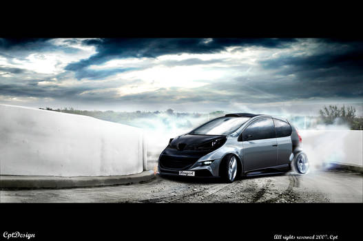 Peugeot 107 '09 by Cpt