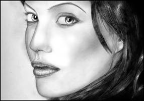 Angelina Jolie by CptDesign