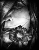 Beautiful sad flower.. by CptDesign