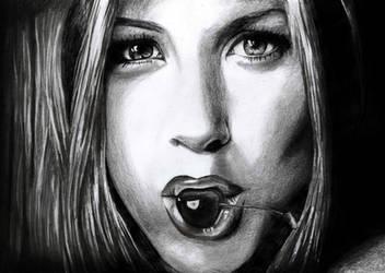 Sweet cherry- Jennifer Aniston