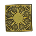 Metallic ornament