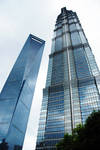 High modern buildings from China