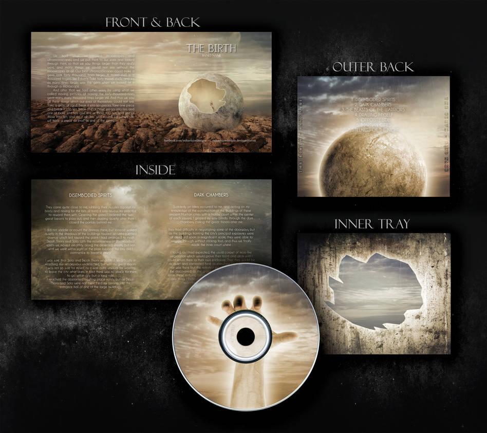 Music album cover - The Birth