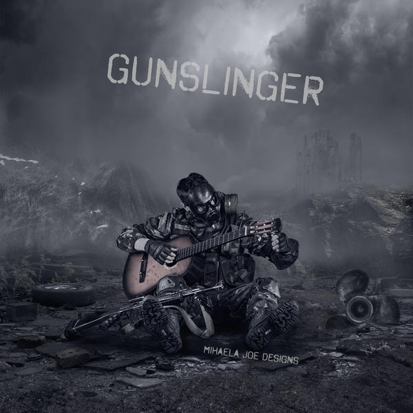 Gunslinger by MihaelaJoeDesigns