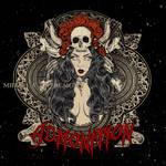 Metal album cover - Admonition