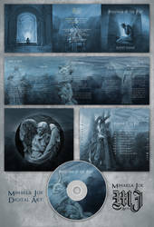 Premade album layout - Phantoms of the Past