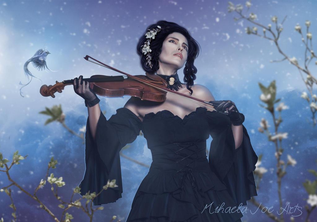 Sonata da chiesa by MihaelaJoeDesigns