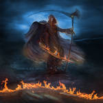 Harvester of Souls by MihaelaJoeDesigns