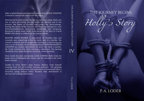 Holly's Story - Book Cover