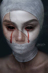 Sightless, soundless by MihaelaJoeDesigns