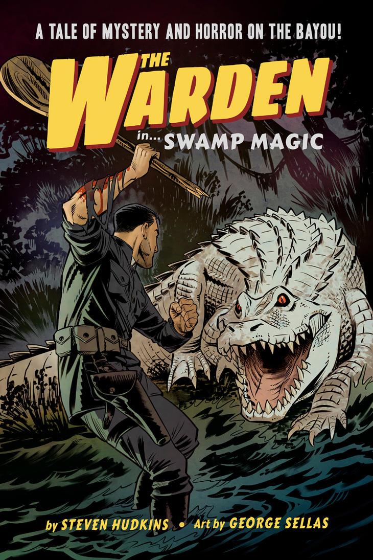 SwampMagic cover by GeorgeSellas by GeorgeSellas