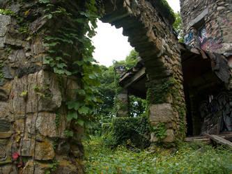 Hearthstone Castle 06 by GeorgeSellas