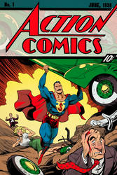 Supestrainerman (Action Comics)