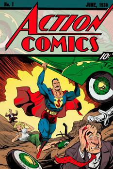 Supestrainerman (Action Comics)