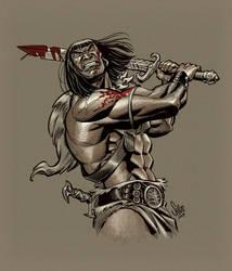 Conan by GeorgeSellas