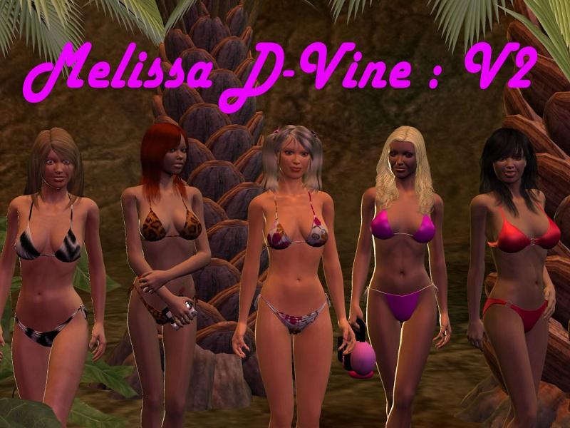 MOVIE: Melissa D-Vine: Ver 2 by Qsvgitguy