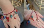skully bracelet by NoMoreThanMe