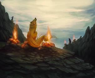 Beacon Guardians by redemptari