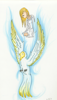 Holy Spirit, come set us on fire by Storybird
