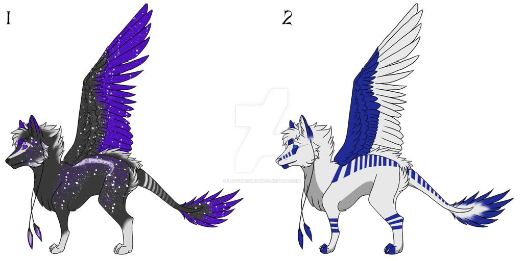 Halla Adopts 1 (Open) by LadyDistort