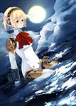 Moonlight. by Ai-wa