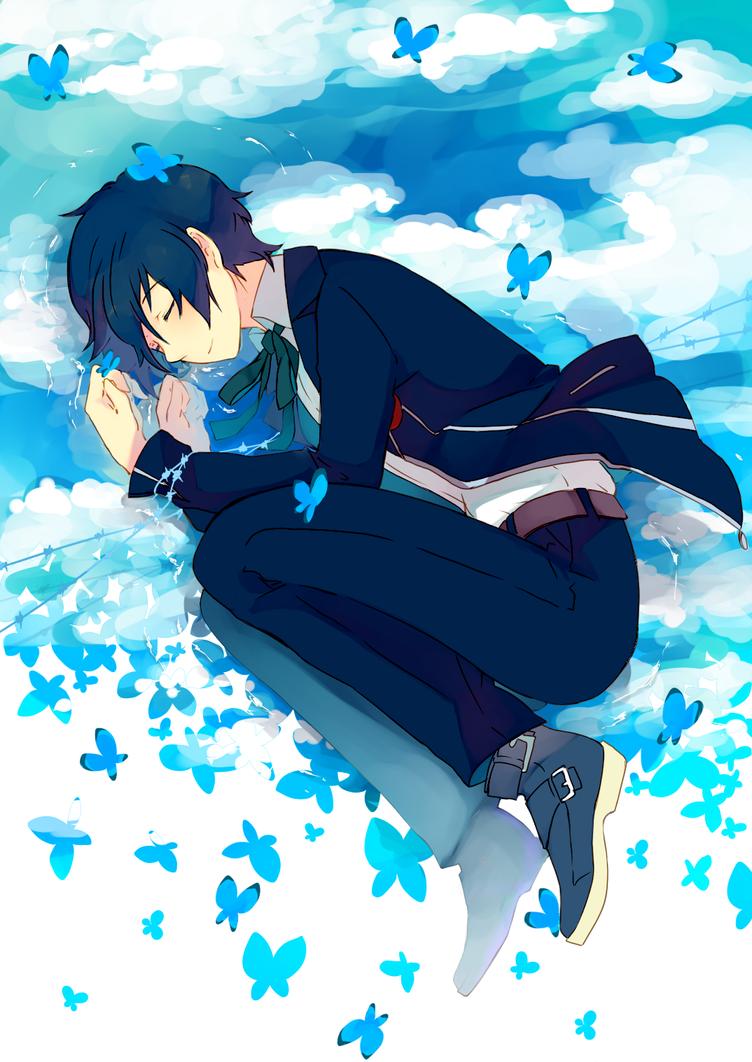 Goodbye beloved world by Ai-wa