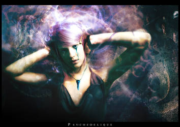 Psychedelique by Infildo