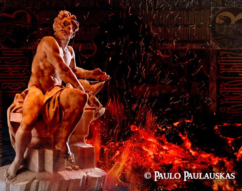 Volcano by paulauskas