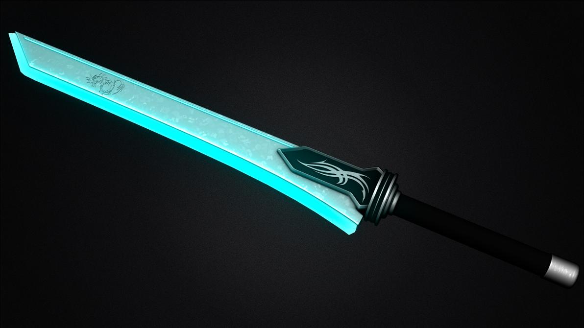 Futuristic Sword by mbp1225 on DeviantArt