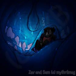 Heavy Sleeper [Vore] by MythrilMog