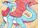 Pokemon- Salamence