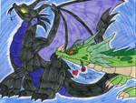 Dragon Romance by SilentDragon64