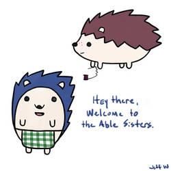 Smol Hedgehogs