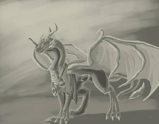 Comm: Spyro's Adult Form
