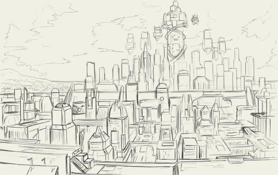 Comm: The City of Warfang
