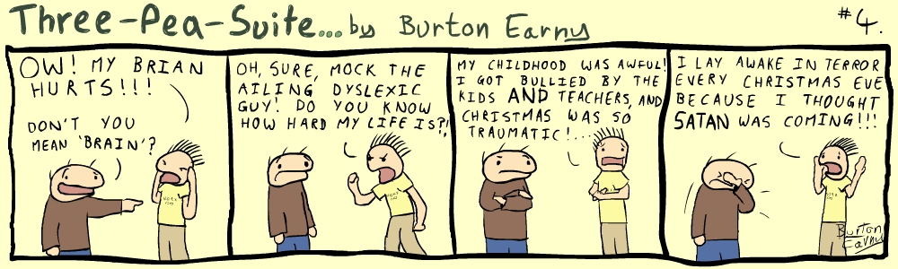 Image result for cartoon what is dyslexia