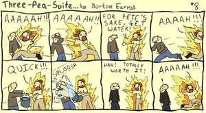 No. 8 - On Fire by burtonearny