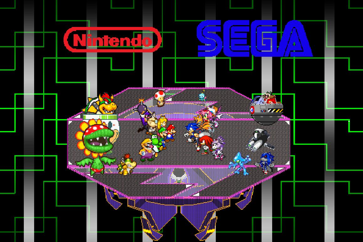 nintendo versus sega Gaming & culture — what today's console makers can learn from the '90s sega vs nintendo battle looking back at the birth of the perpetual battle with the author of console wars kyle orland - mar 6, 2014 9:00 pm utc.