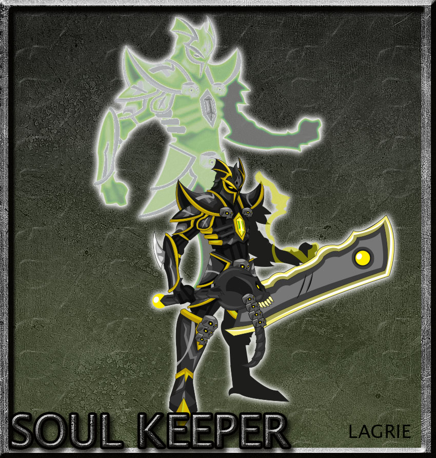 Thesoulkeeper: SOUL KEEPER By Lagrie On DeviantArt