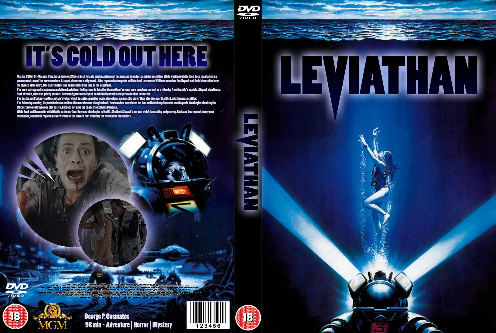 Related Keywords & Suggestions for leviathan 1989 poster